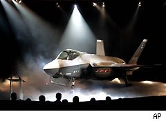 Joint Strike Fighter - Lockheed Martin