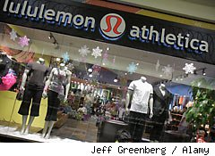 lululemon earnings