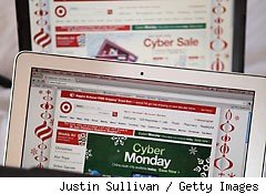 Target gets an early start on Cyber Monday