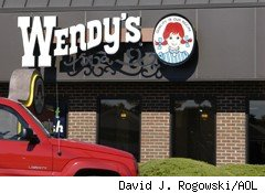 Which Burger Joints Are Eating Wendy's Lunch?