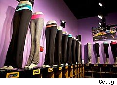 lululemon earnings, yoga pants