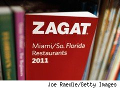 Zagat and Google Merger
