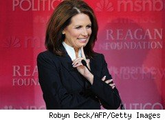 Michele Bachmann Proposes Tax Hikes for Everyone -- Reagan Style