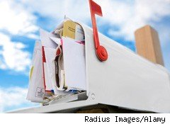 Junk Mailers Get a Postage Price Break. You Don't.