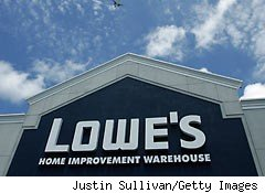 Lowe's to close 20 stores
