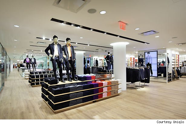Uniqlo Midtown and Century 21 Lincoln Square: Two New NYC Clothing Stores