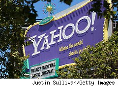 Yahoo for sale buyout