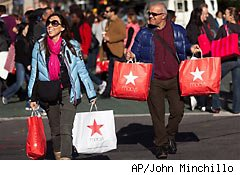 Americans in November More Confident About Economy