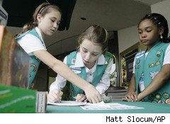 Girl Scouts Teach Girls to Get Real About Money