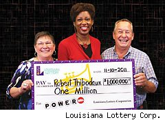 Clerk's mistake makes Louisiana man a millionaire
