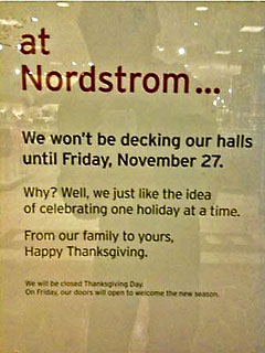 Black Friday Battle Shapes Up as Nordstrom vs. Walmart