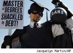 Average Student Debt Hits Record High in 2010: $25,250