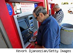 Would you watch an ad instead of paying an ATM fee?