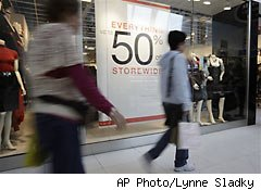 retailers report strong sales for november