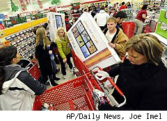 Spending and incomes show weak november gains