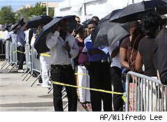 unemployment aid applications up for 2nd straight week