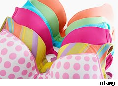 Bras for women's intimates