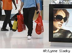 Incomes up strong 0.5 percent, consumer spending flat