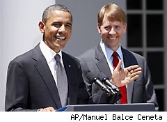 Obama to install Richard Cordray via recess appointment
