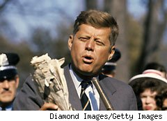 JFK The Richest and Poorest U.S. Presidents