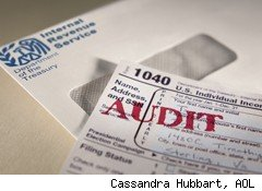tax audit triggers