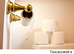 Toilet paper
