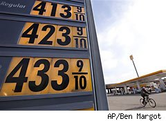 Gasoline prices rise for 24th day