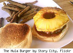The Hula Burger