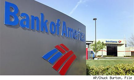 Bank of America Bad-Loans Provisions at 2007 Level