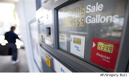 US inflation mild as gas prices rise more slowly