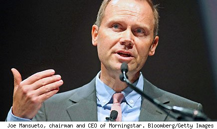Joe Mansueto, chairman and CEO of Morningstar. Bloomberg/Getty Images