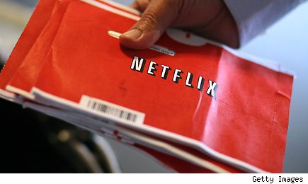 Netflix subscribers quarterly report