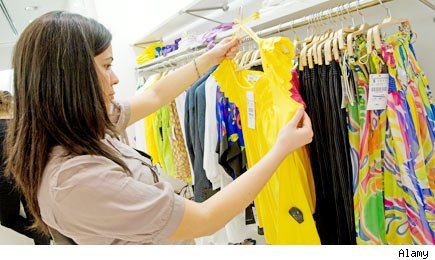 Women shopping habits increasing