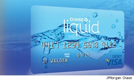 Liquid card