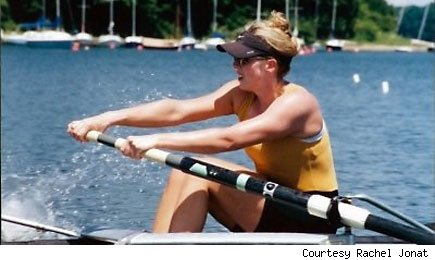 Former Olympic rower turned to minimalism to pay down $82,000 in debt