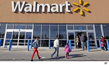 Walmart earnings economic outlook