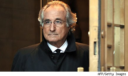 Bernard Madoff leaves US Federal Court