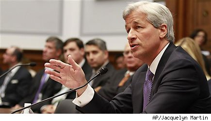 Dimon faces tougher questions on $2 billion trading loss