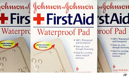 Johnson &amp; Johnson