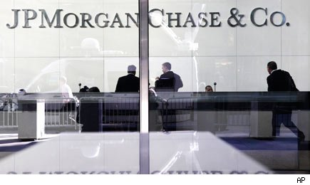 JP Morgan & Chase Bank