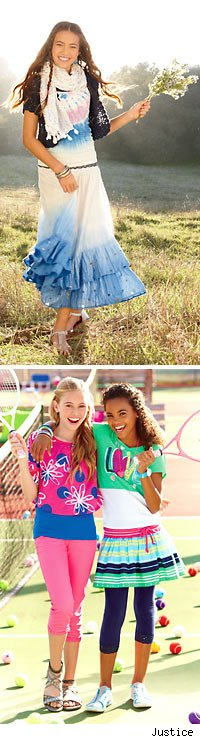 Justice Clothes for Girls Outlet | ... Dot Rucksack | Girls Fashion Bags &