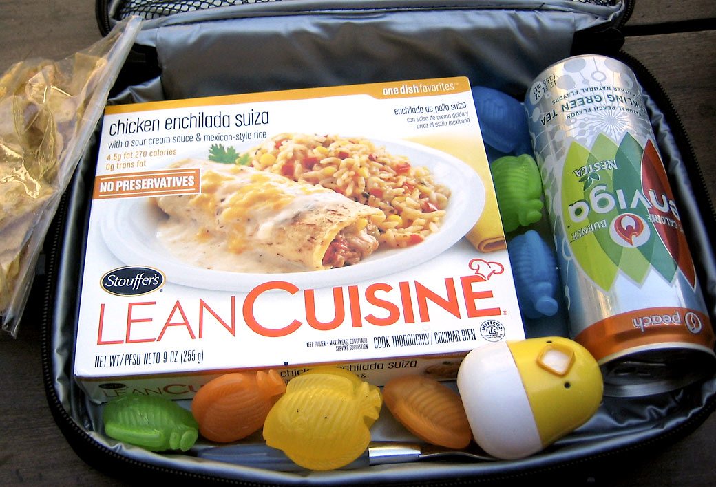 Lean cuisine alternatives 5 ingredient banana oatmeal for Are lean cuisine healthy