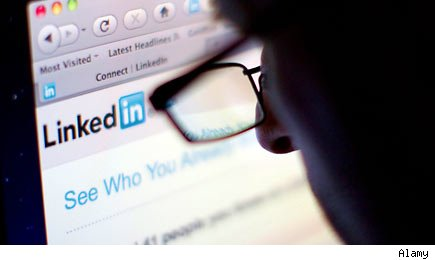 LinkedIn hacked