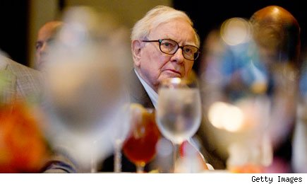 Warren Buffett's annual letter calls year with 45% profit jump subpar