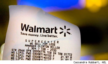 Walmart Stores and Savings