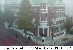 Augusta, GA (Sir Mildred Pierce, Flickr.com)