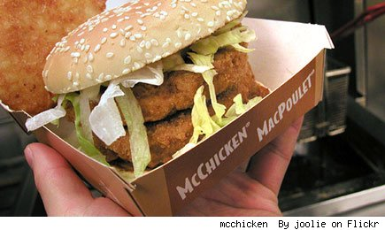 McDonald's Chicken