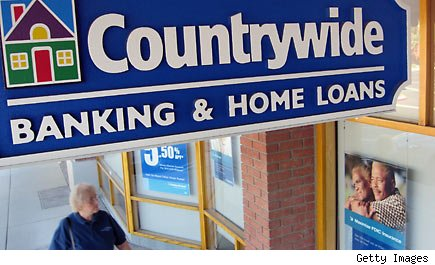 Countrywide mortgage