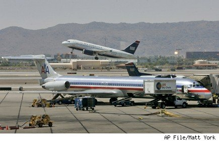 American Airlines, US Airways Start Merger Talks