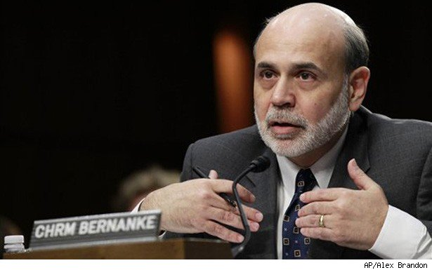 Are you happy? Ben Bernanke wants to know